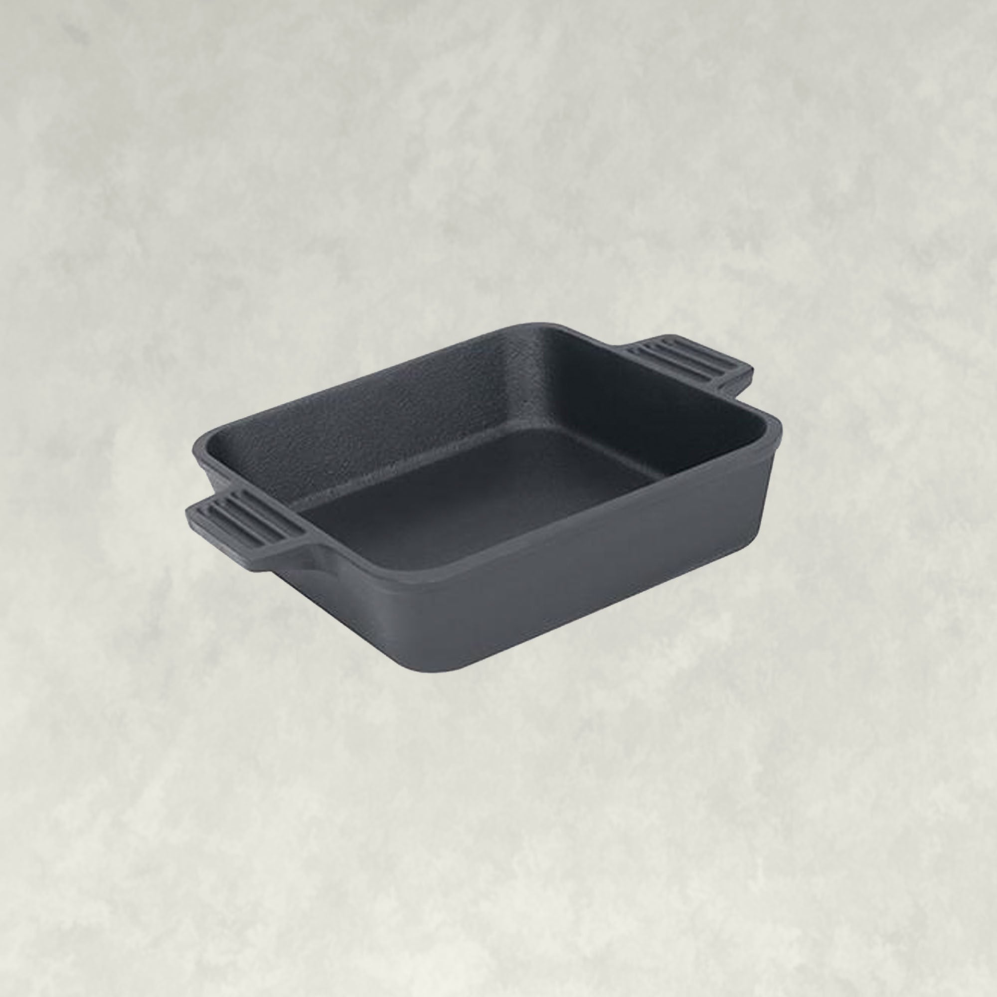 8-in Cast Iron Square Cake Pan