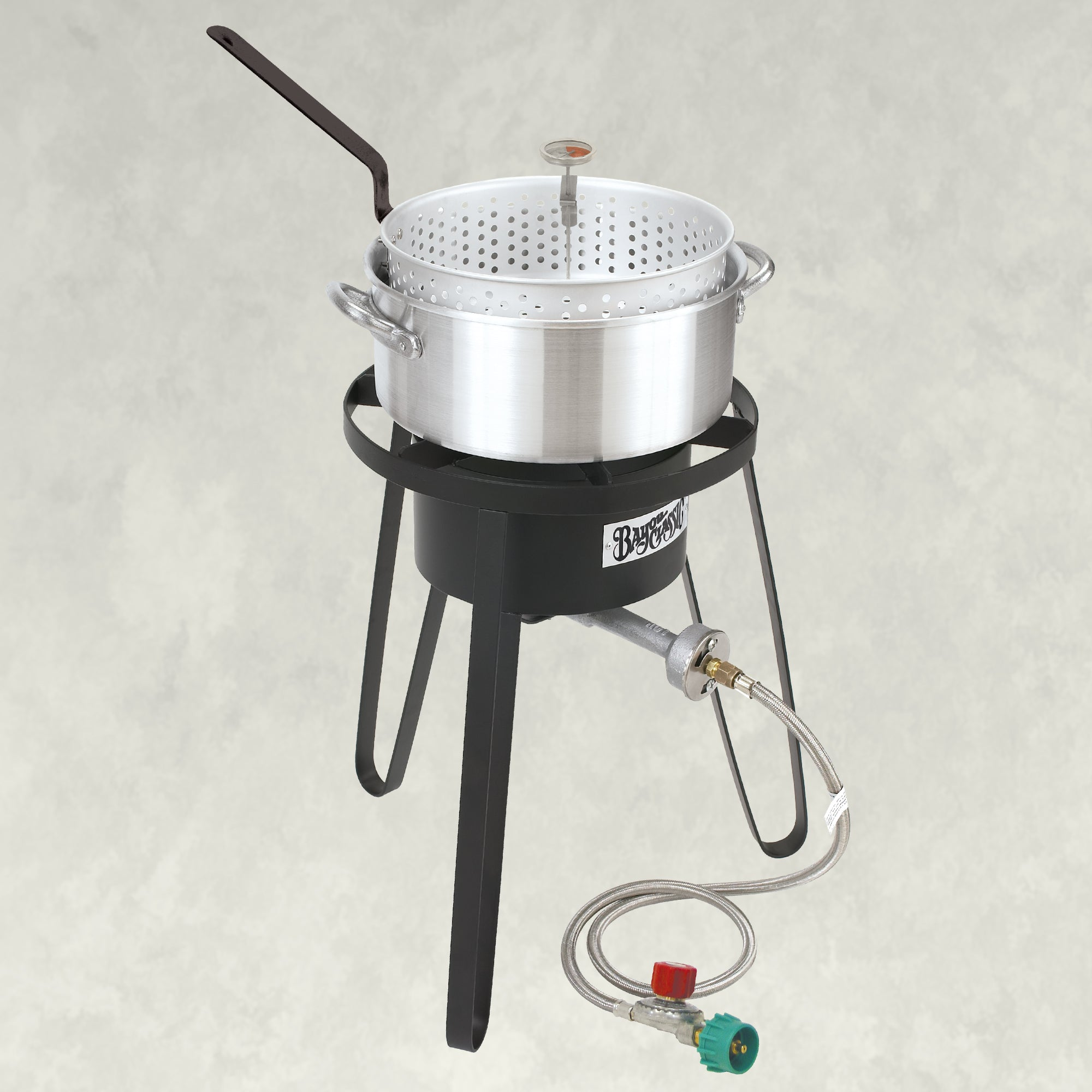 Sportsman's Choice Aluminum Fish Cooker