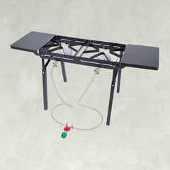 Dual Burner Outdoor Patio Stove, DB375