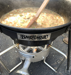 16-in Stainless Bayou Banjo Cooker