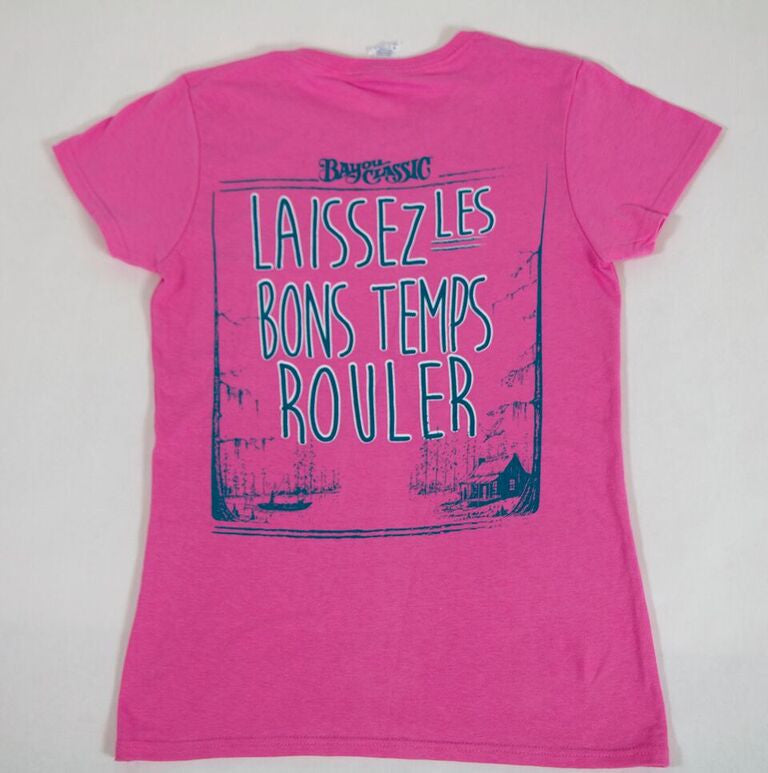 Ladies' Cajun T-Shirt