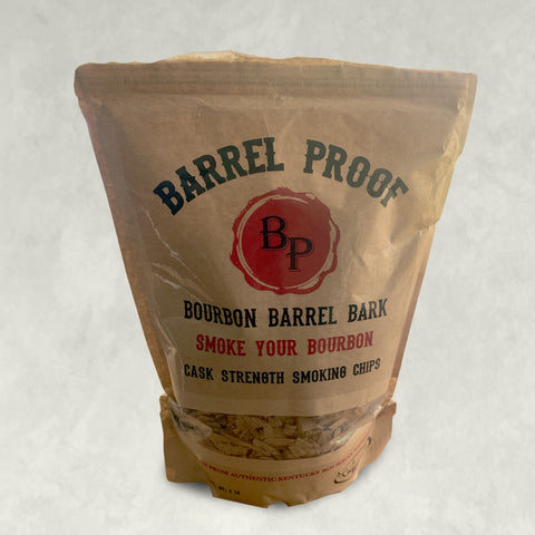 Barrel Proof Bourbon Smoking Chips