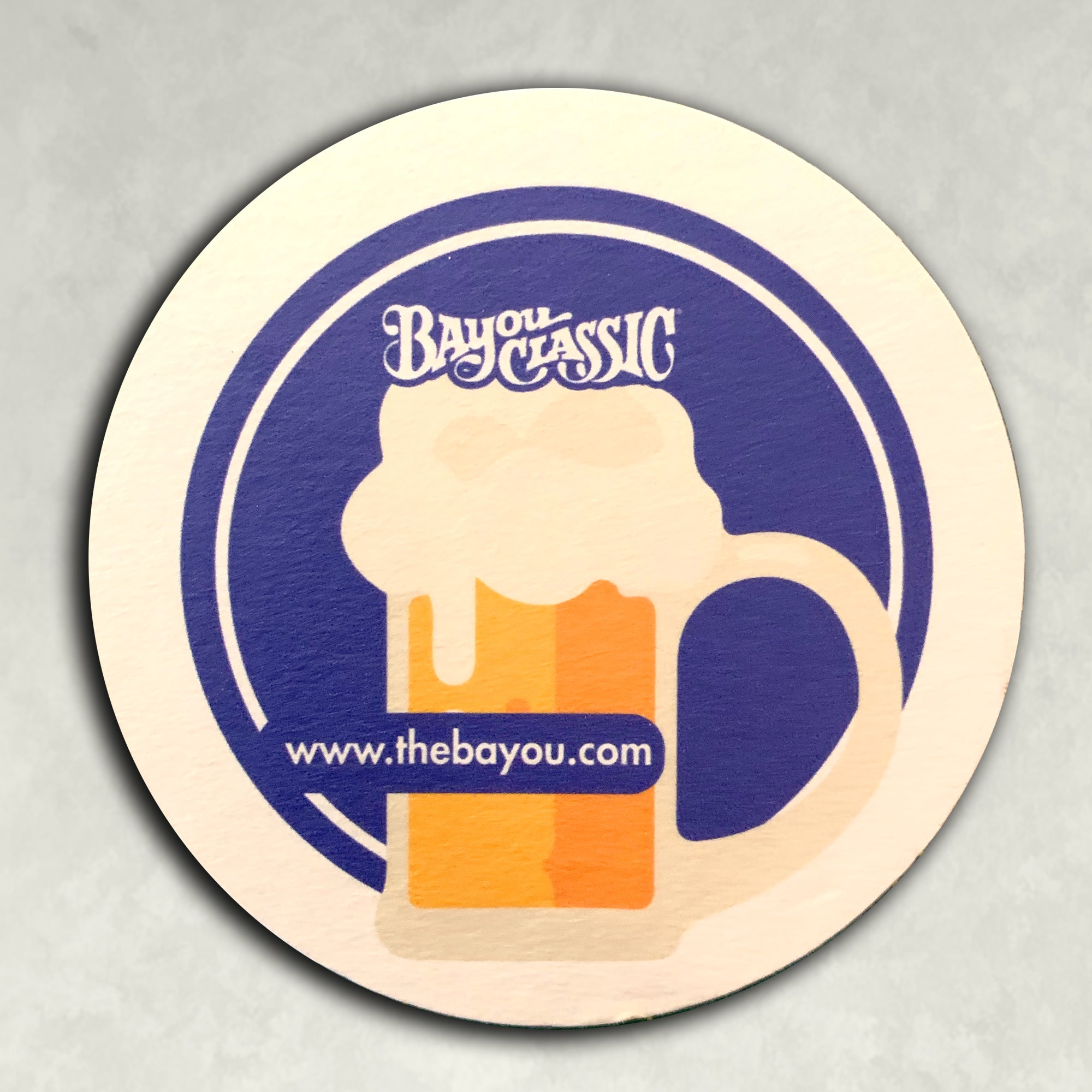 Bayou® Brew Coasters ~ set of 4