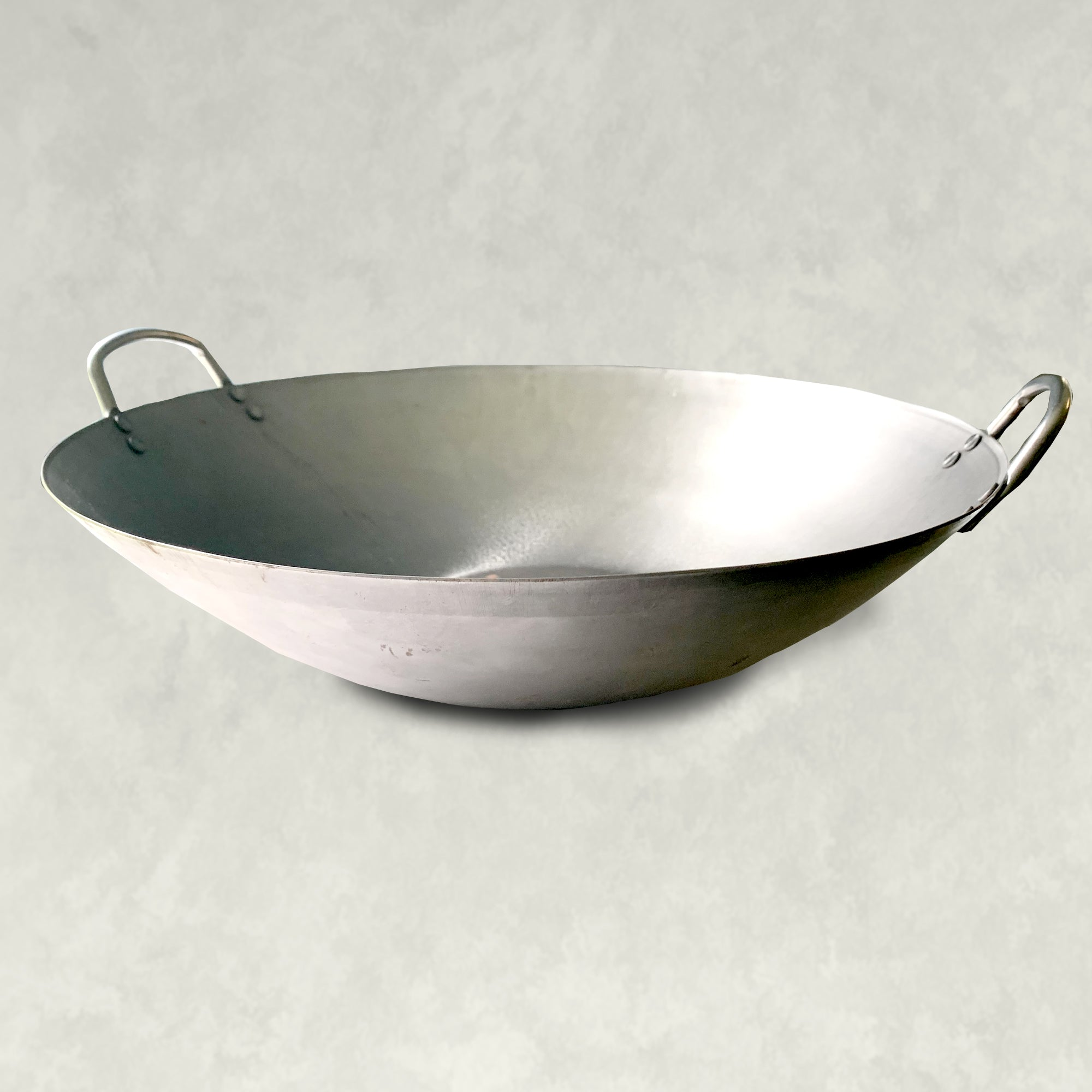 Steel Flat Bottom Wok