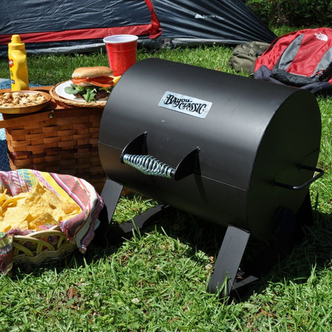 15-in Steel Patio Grill