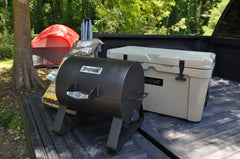 15-in Heavy-Gauge Steel Patio Grill