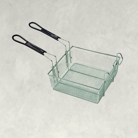 Double Fryer Basket - fits 4 and 9-gal Stainless Bayou® Fryers