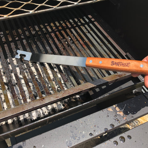 Stainless Grill Tool