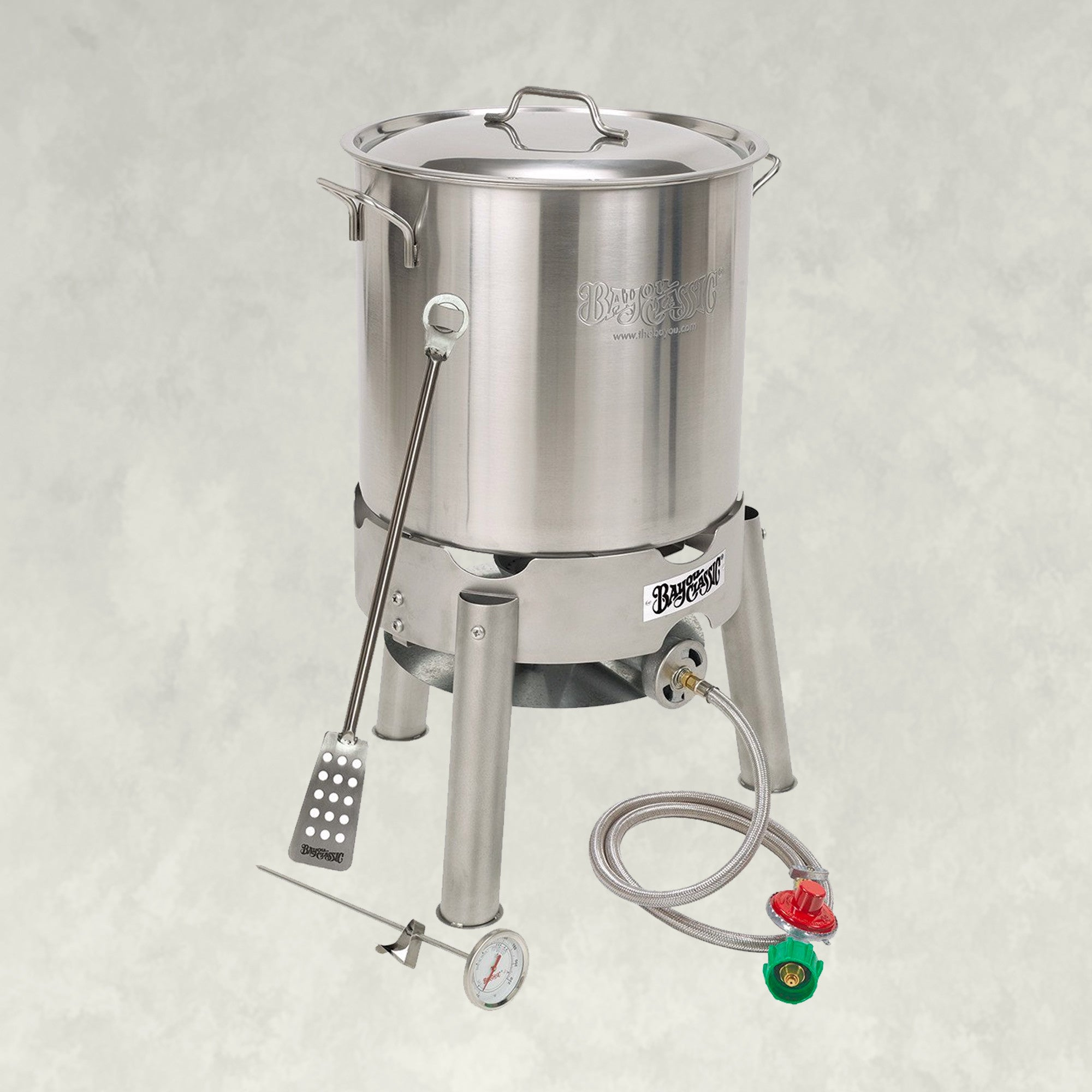 Bayou® Outdoor Cooker / Homebrew Kit