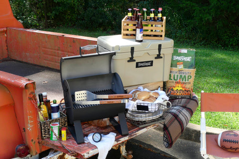 Tailgate Patio Grill Set