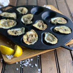 Oyster Grill Pan