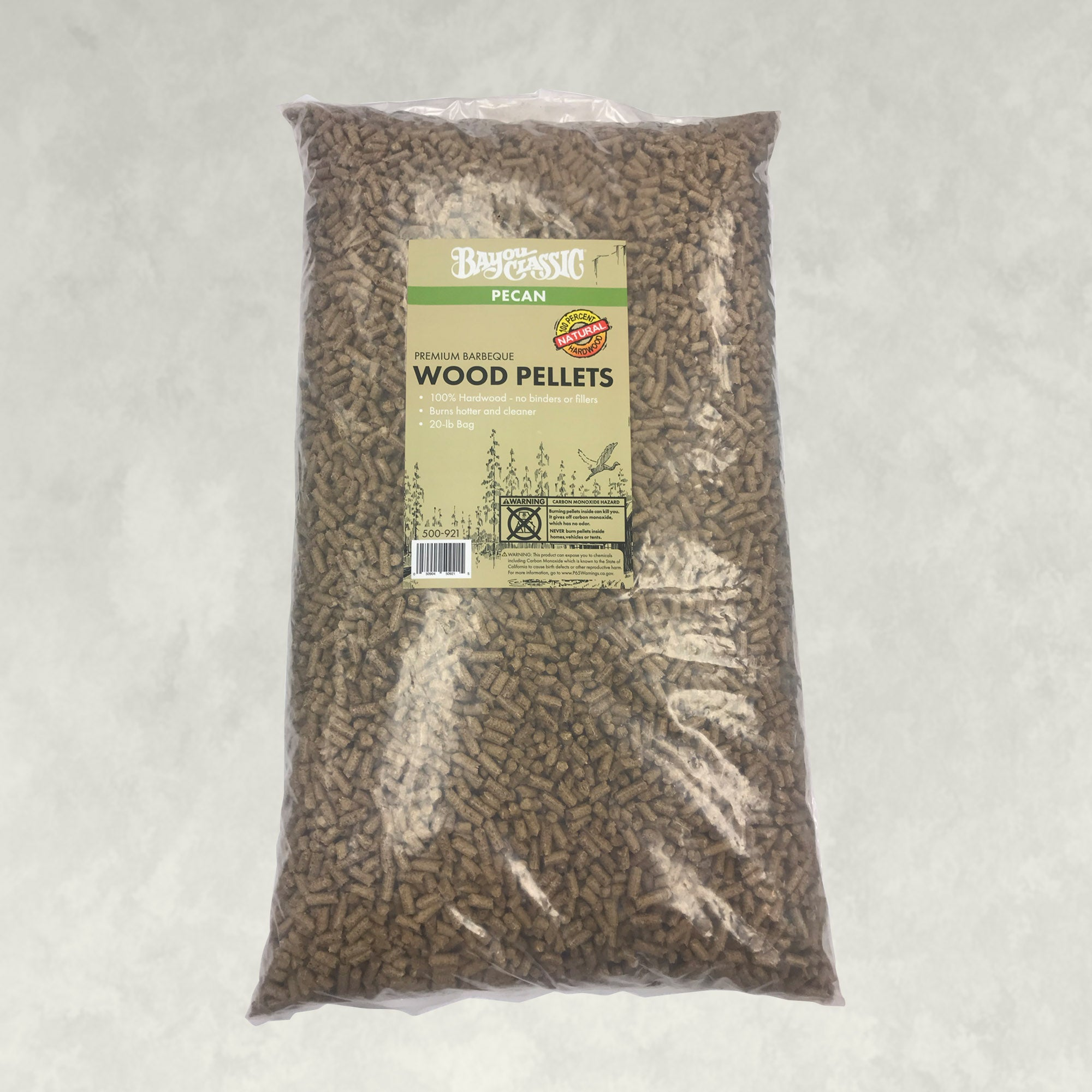 Premium Barbeque Wood Pellets