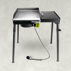 Patio Camp Stove with Griddle