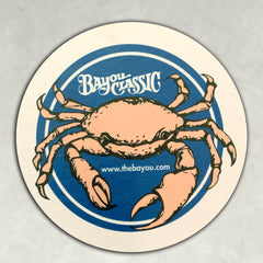 Bayou® Crab Coasters ~ set of 4