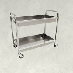 Stainless Serving Cart