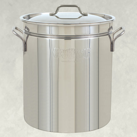 Stainless Stockpots