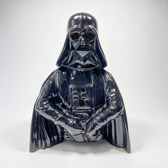 Vintage Bootleg Star Wars Non-Toy Bootleg Darth Vader Ceramic Lamp - (1970's)