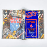 Vintage Drawing Board Star Wars Non-Toy Star Wars Supersize Gift Wrap - Sealed Canadian Package (1979)