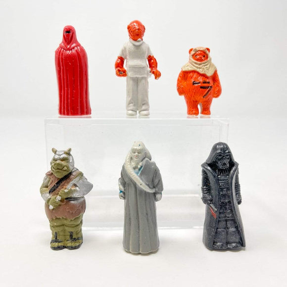 Vintage HCF Star Wars Non-Toy Vintage HCF Pencil Toppers (UK 1983)