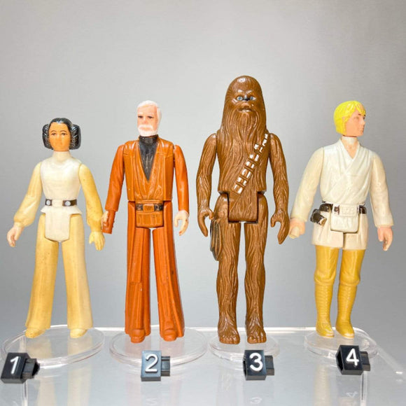 Vintage Kenner Star Wars Clearance Loose Vintage Figures - Star Wars