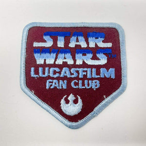 Vintage LucasFilm Star Wars Non-Toy LucasFilm Fan Club Patch