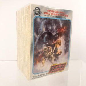 Vintage O-Pee-Chee Star Wars Trading Cards O-Pee-Chee Empire Strikes Back Series 2 - Full Set