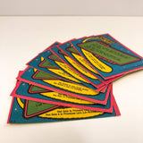 Vintage O-Pee-Chee Star Wars Trading Cards O-Pee-Chee Empire Strikes Back Series 3 - Full Set