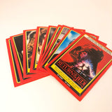 Vintage O-Pee-Chee Star Wars Trading Cards O-Pee-Chee Return of the Jedi - Full Set