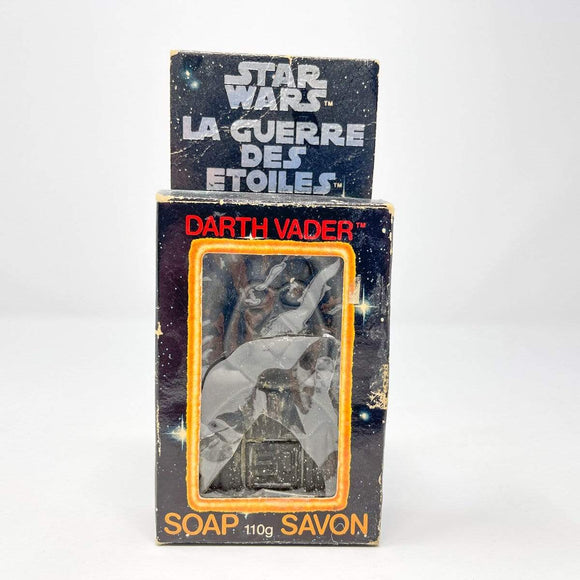 Vintage Omni Cosmetics Star Wars Clearance Darth Vader Soap - Canadian Box
