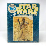 Vintage Parker Brothers Star Wars Toy Star Wars Puzzle - Sand People SEALED 140 Piece Canadian