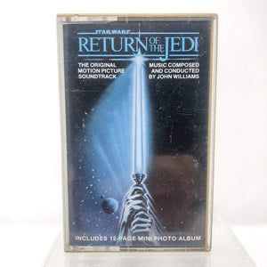 Vintage Polygram Star Wars Non-Toy Return of the Jedi Soundtrack Cassette (1983)