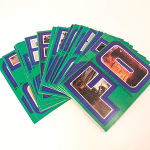 Vintage Topps Star Wars Trading Cards Empire Strikes Back Series 3 Sticker Set (Topps/OPC)