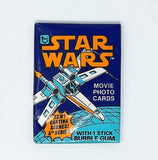 Vintage Topps Star Wars Trading Cards Topps Star Wars Series 5 SEALED Pack