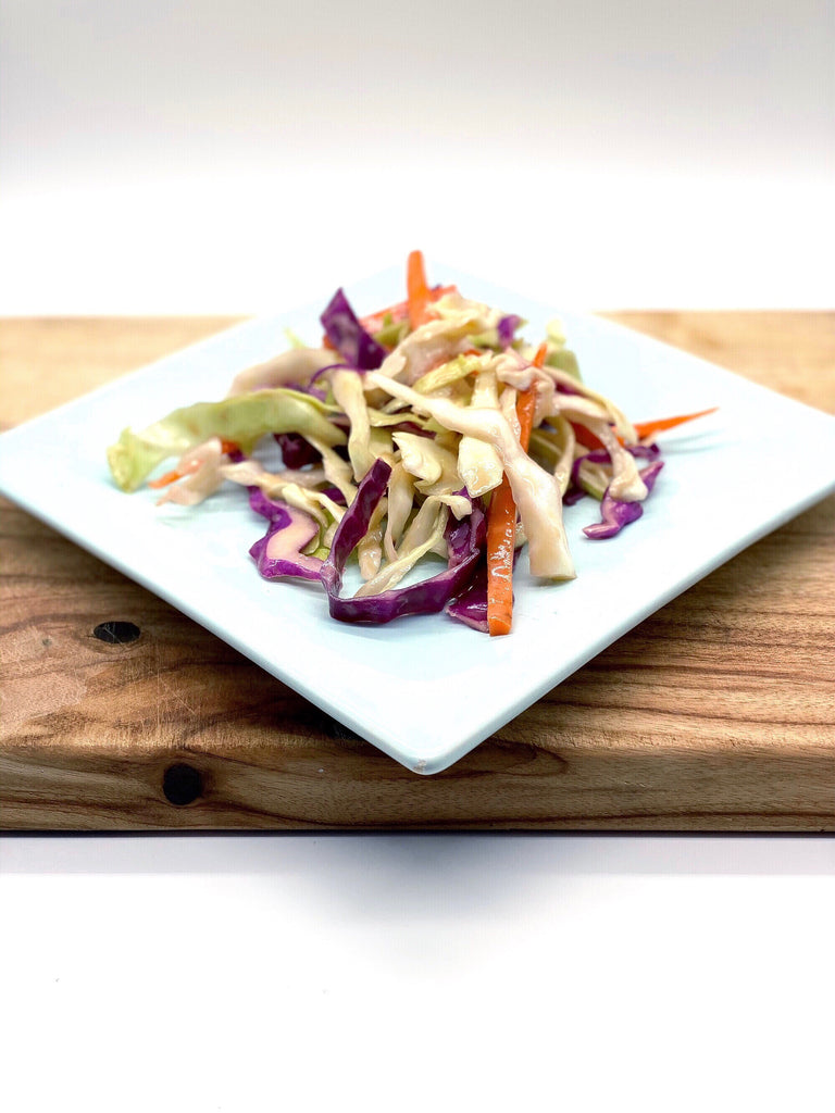 Honey Dijon Coleslaw