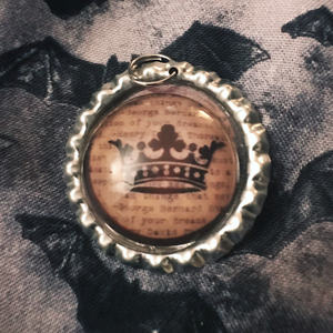 Crown Me Pendant
