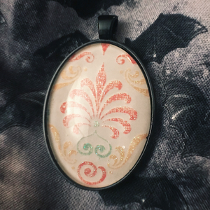 A Touch of Whimsy Pendant