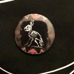 The Black Rabbit SRSA Pin (Color)