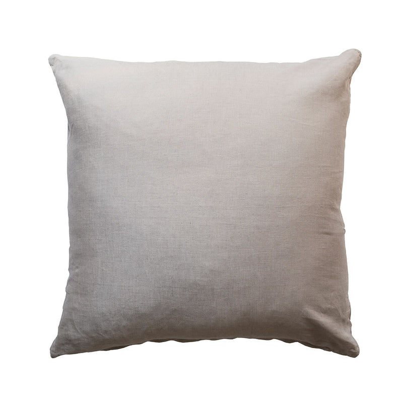 Linen Scatter Cushions with Saddle Stitch Finish