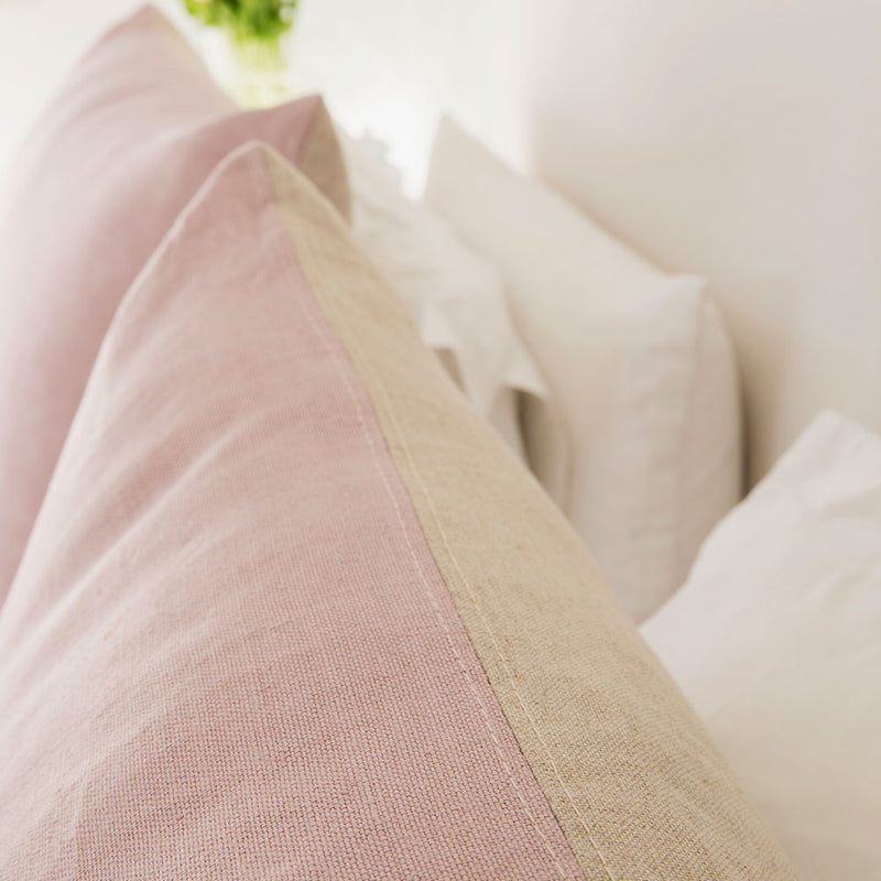 Large Linen Scatter Cushion