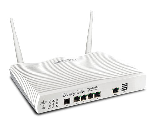 Vigor 2862  - xDSL Business Class Router/Firewall - Draytek