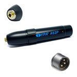 YPA A62P 3.5mm to XLR In-Line Microphone Preamp for Sennheiser Evolution Wireless ME2 ME4 e908B