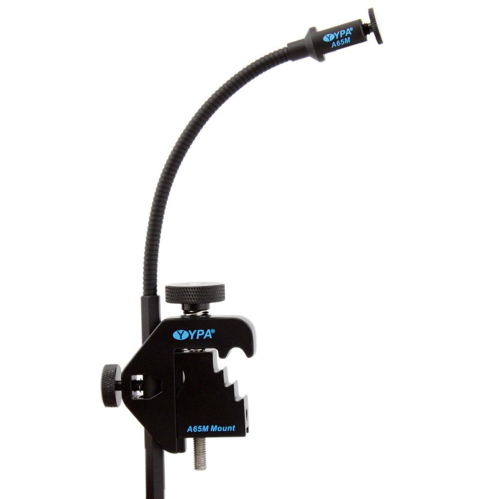 YPA A65M Drum Mount with Gooseneck FOR SM98A and Beta98