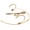 Microdot 4015 Headset Head-mounted Headworn Microphone For Wireless System