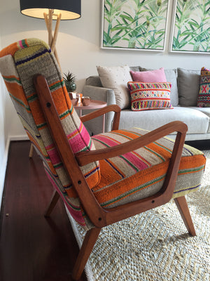 mid-century frazada chair