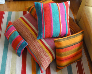 frazada cushions (custom-made)