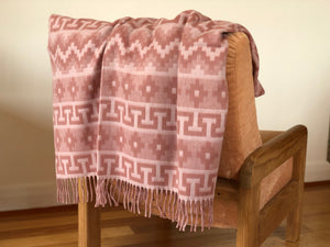 Talara Alpaca Throw