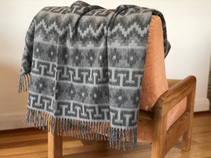 Chimbote Alpaca Throw