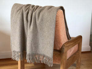 Arequipa Alpaca Throw