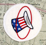 94th Aero Squadron Wool Felt Patch