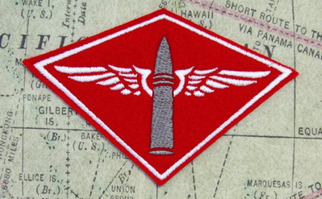 Airship Gunner Wool Felt Patch